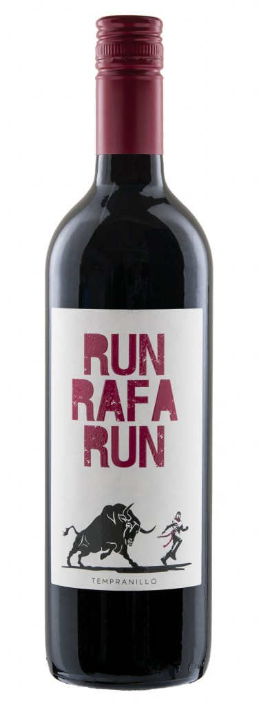 Run Rafa Run Red Highest Res