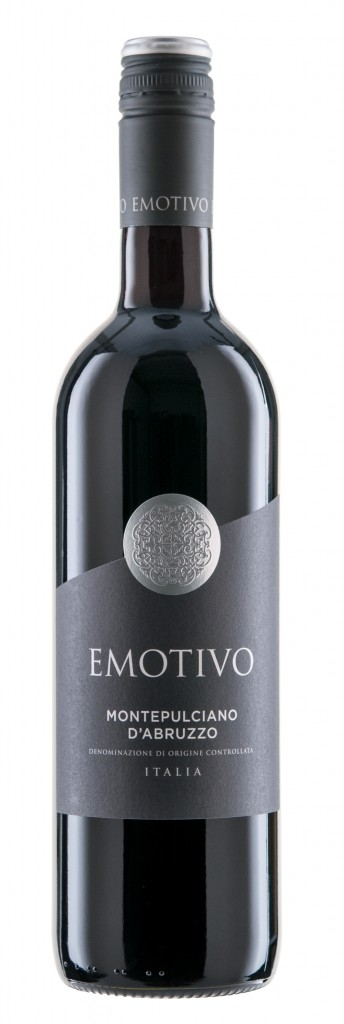 emotivo montepluciano bottle shot