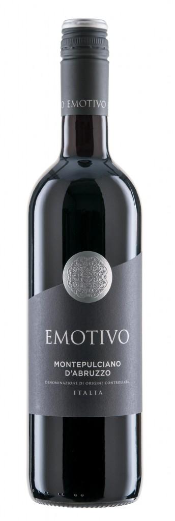 emotivo montepluciano bottle shot