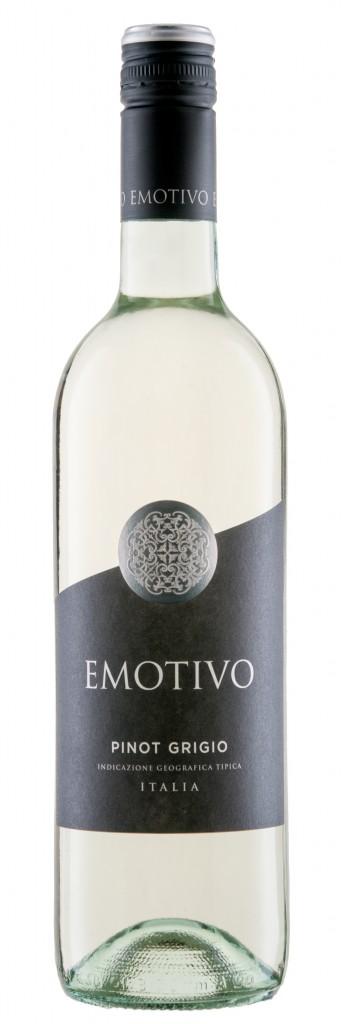 emotivo pinot grigio bottle shot