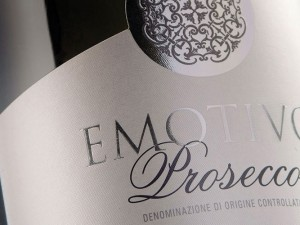 Gold award for Emotivo Prosecco
