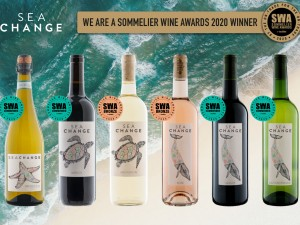 Sea Change wins at the Sommelier Wine Awards 2020